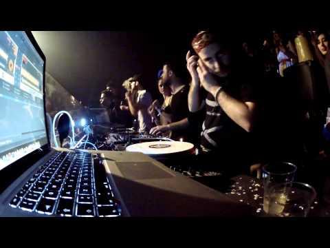 Davide Del Vecchio + Dave Manuel + Renzo Ram live djset @ Ribbon Club Culture