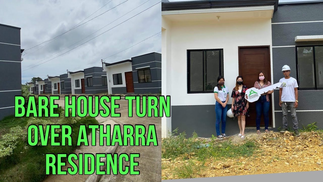 Actual House Tour Over Atharra Residences Baclayon