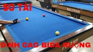 Bida chiều: 2 cơ thủ so tài cực hấp dẩn(carom libre in Vietnam)