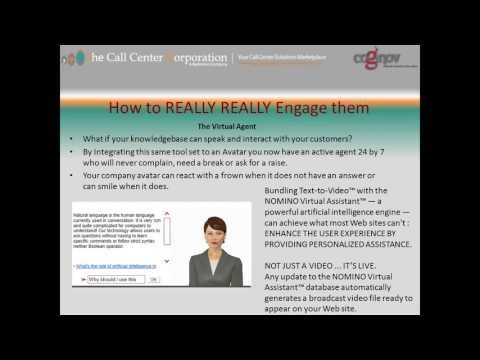 The Call Center Corporation Webinars: Customer Engagement and Marketing Tools for Call Centers