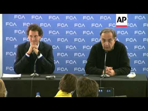 Fiat Chrysler CEO on leadership style, plans for the future