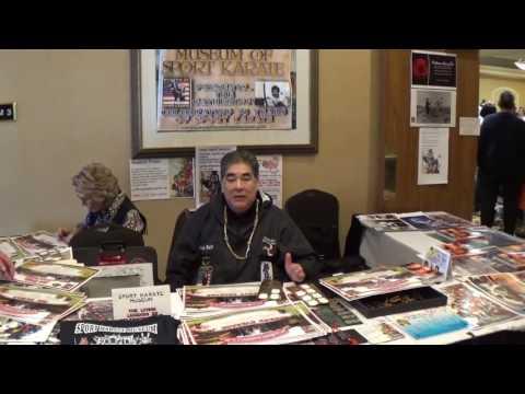 Professor Gary Lee Interview (Founder of National Sport Karate Museum)