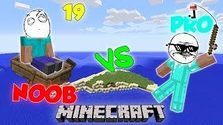 NOOB VS PRO - MINECRAFT 19