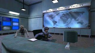 HALF-LIFE (PC) Part-1 gameplay, 1998, Sierra Studios/Valve Corporation