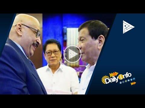Kalagayan ng OFWs sa Kuwait, tinalakay nina Pres. #Duterte