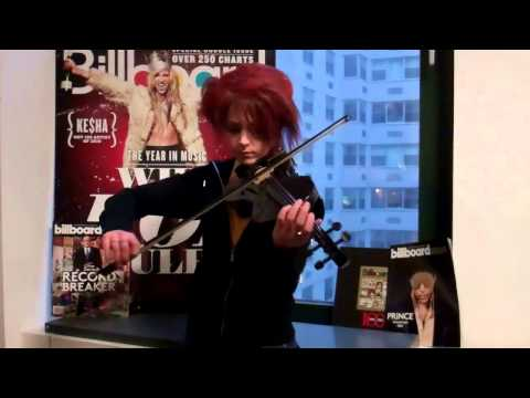 Billboard Chart Beat Lindsey Stirling 2