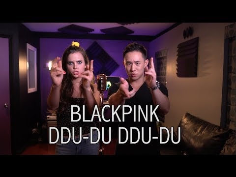 BLACKPINK - DDU-DU DDU-DU (English/Korean) | Jason Chen x