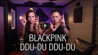 BLACKPINK - DDU-DU DDU-DU (English/Korean)   Jason Chen x Tiffany Alvord