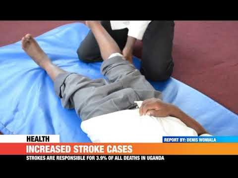 INCREASED STROKE CASES IN UGANDA