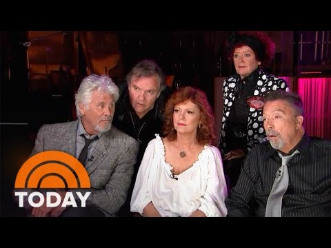 'Rocky Horror Picture Show' Cast Reunites For 40th Anniversary | TODAY