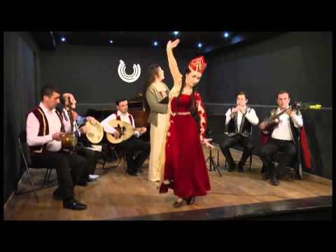 AREG Traditional Armenian Folk Instruments Ensemble & Lusine Azaryan - K. Avetisyan - EGHEG