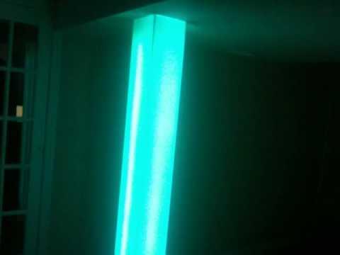 Light Box Column Cover Light Led Cube Modern Lighting