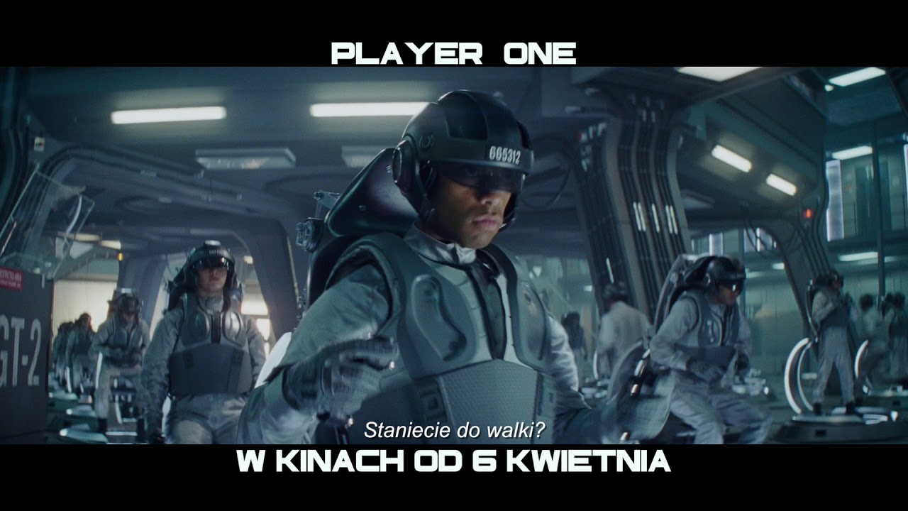 Player One spot 30s