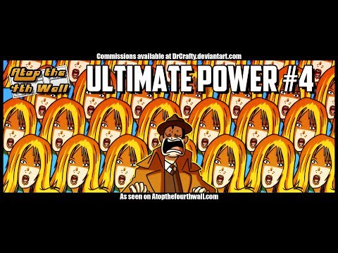 Ultimate Power #4 - Atop the Fourth Wall