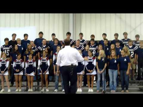 Laurens Academy Upper School Patriotic Singing