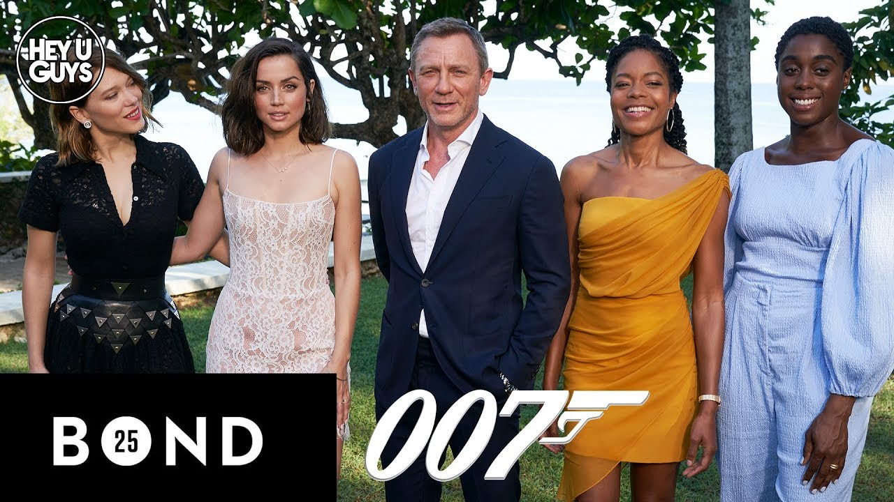 Lashana Lynch will play 007 in new James Bond movie: report