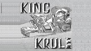 King Krule- Portrait in Black and Blue