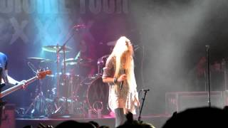 the pretty reckless make me wanna die live the house of blues