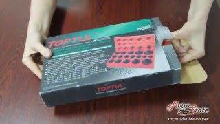 Розпакування ➔ TOPTUL JGEW394A Комплект ущільнювальних кілець 394 одиниць