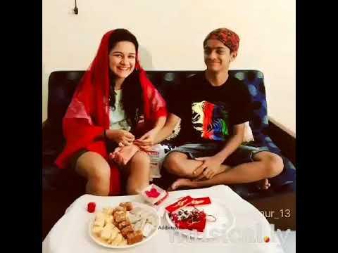 Happy Raksha Bandhan Avneet Kaur, Jaijeet Singh - YouTube