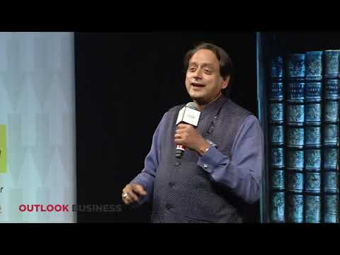 Leading Edge 2019  Political Leader Shashi Tharoor On 'Perils Of Being An Educated Politician'