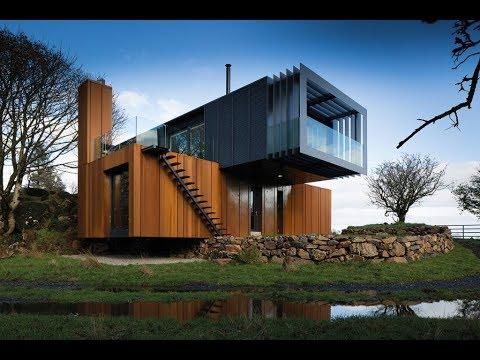 Shipping Container Home Grand Designs - Patrick Bradley Design