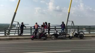 つばさ橋/ネアックルン橋 on 国道1号線