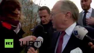 Netherlands: Family of MH17 crash victims meet with Dutch Safety Board chairperson