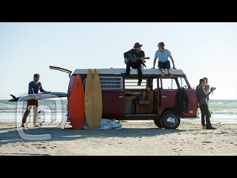 Switchfoot Bro-Am Charity Surf Event Feat. Rob Machado