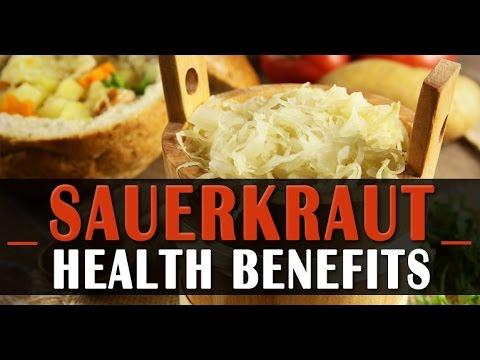 Sauerkraut Health Benefits