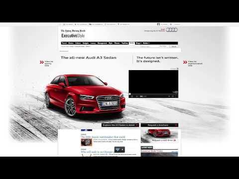 Fairfax Digital Bermuda - Audi A3 Sedan