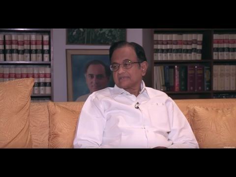 P Chidambaram On Tamil Nadu Politics, Sedition and State Elections
