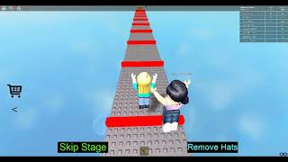 Unicorn Playing Roblox, The Really Easy Obby
