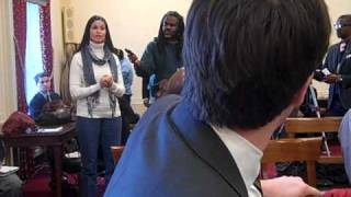 March 2 Congressional Briefing on D.R. Congo - Audience Comment on the situation in the Congo