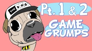 game grumps animated dog cancer pts 1 2