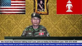 Laonet.Tv Episode Stop Vietnam taking over Laos