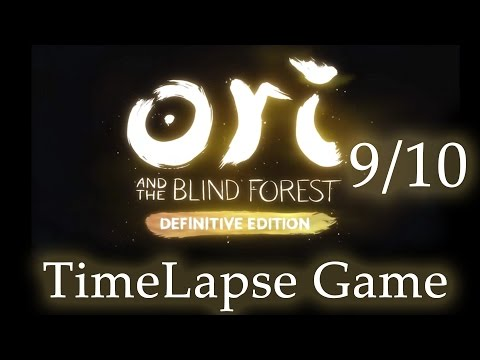 Ori and the Blind Forest Definitive Edition 9 (TimeLapse Game) |