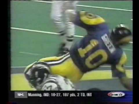 Rams vs Chargers 2000