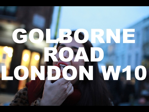 GOLBORNE ROAD Like You've Never Seen It Before  | The Inside Edit On London W10