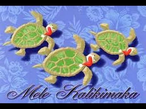 MELE KALIKIMAKA 2014 **Merry Christmas Hawaiian Style - YouTube