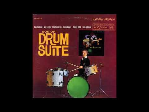 Al Cohn & His Orchestra  - Son of Drum Suite ( Full Album )