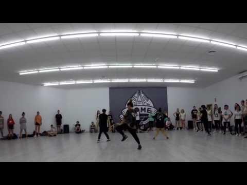 Janet Jackson (Kaytranada Remix) - If   Luna Mena Choreography