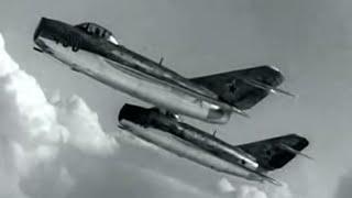 День воздушного флота СССР. Авиапарад в Москве (1952)
