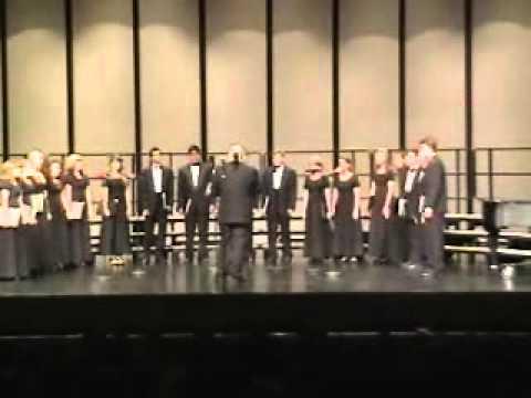 Because, Beatles A Capella  VRHS Ovation Choir  2010 Fall Concert