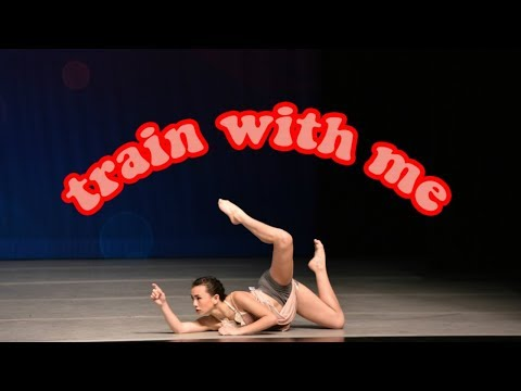 how i dance 20 hours a week - take class with me