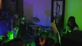 Blackwinged - Holy Death Over Kiev II, To Be First Club, Kiev, Ukraine 07-09-2013