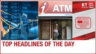 Nifty below 11,150; ICICI Bank Q1 misses street estimates | Top headlines