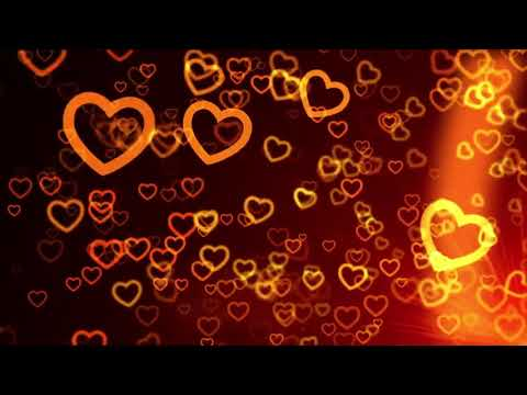 Love Theme & Valentine Day Free Video Background   Red, Wallpaper, Romance, Heart   Free Stock Video