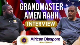 Amen Rahh Speaks On Leaving America For Kenya & True Freedom Will Not Happen In US