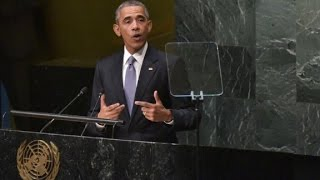 Barack Obama's entire U.N. speech